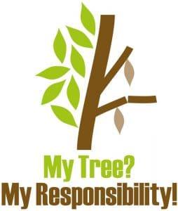 My Tree? My Responsibility! Logo