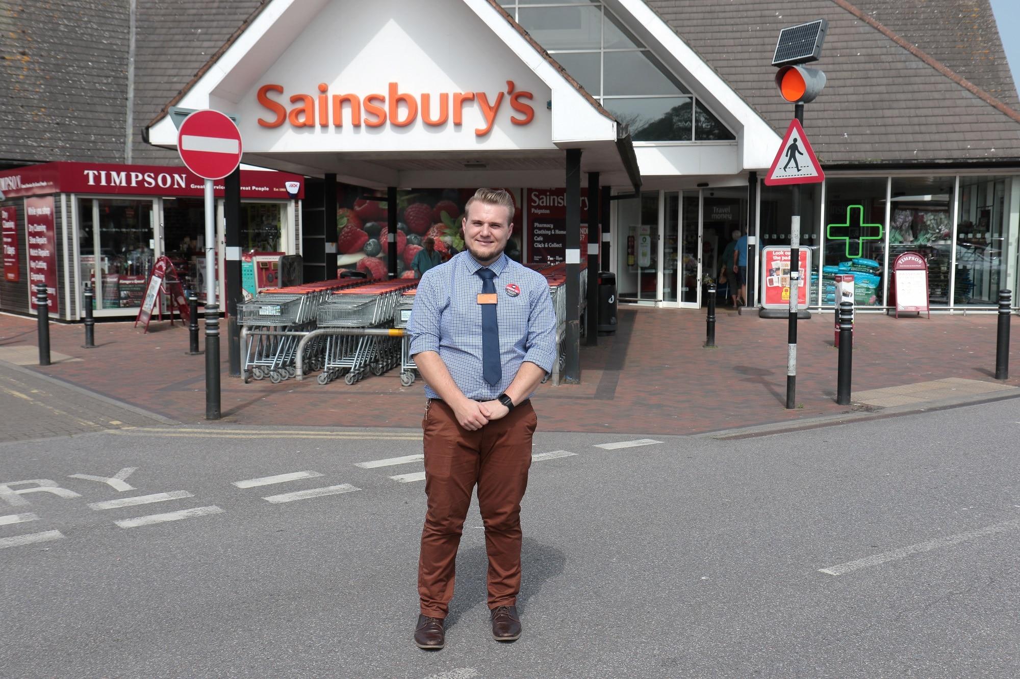Sainsbury's Paignton