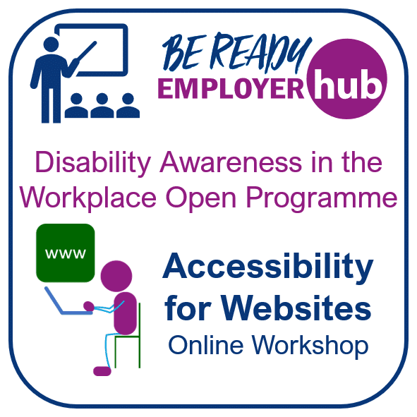 Accessibility for Websites – new course for 2021