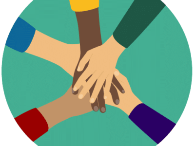 Putting hands together
