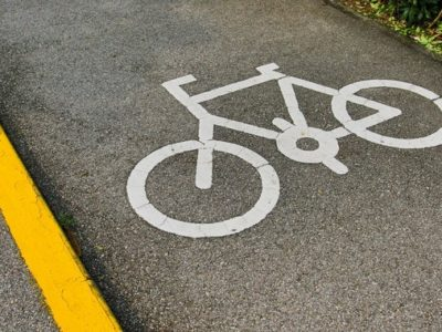a cycleway