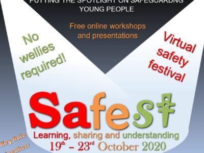 a poster for Safest 2020