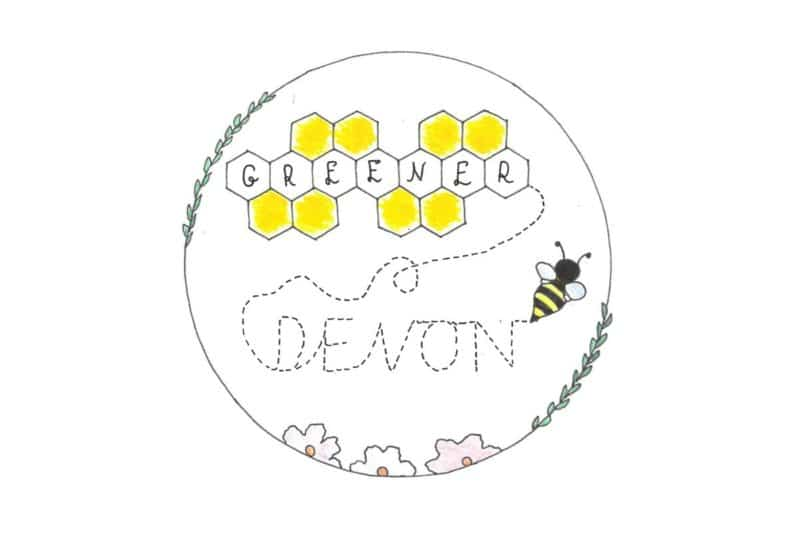 The Greener Devon logo