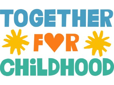 The Together for Childhood logo