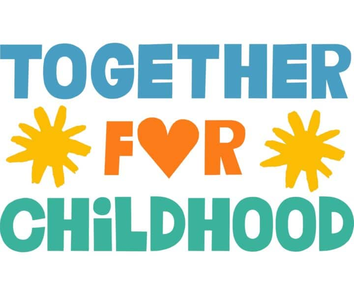 The Together for Childhood logo
