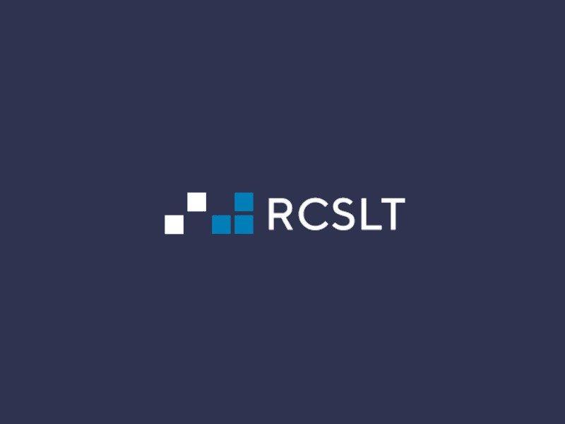the RCSLT logo