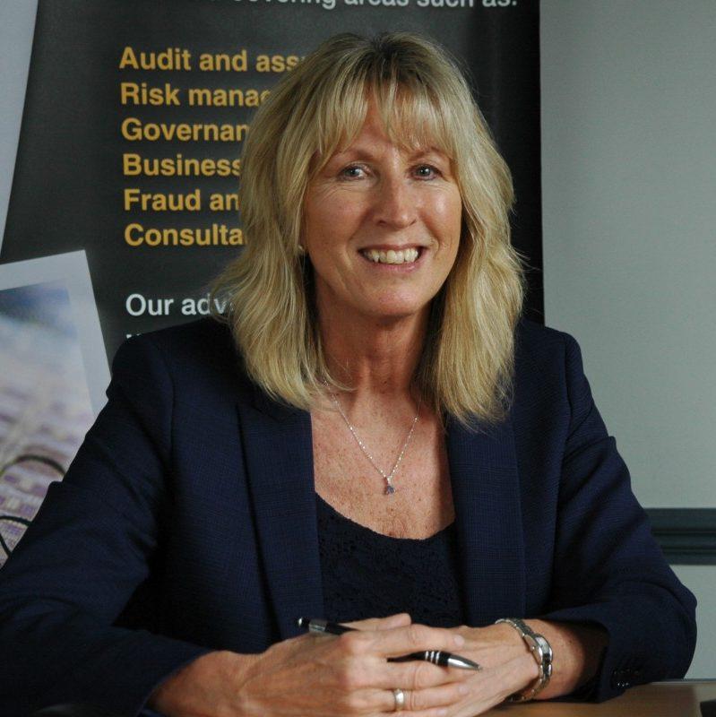 Brenda Davis, Audit Manager