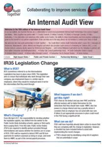 Audit Together latest newsletter - Devon Audit Partnership