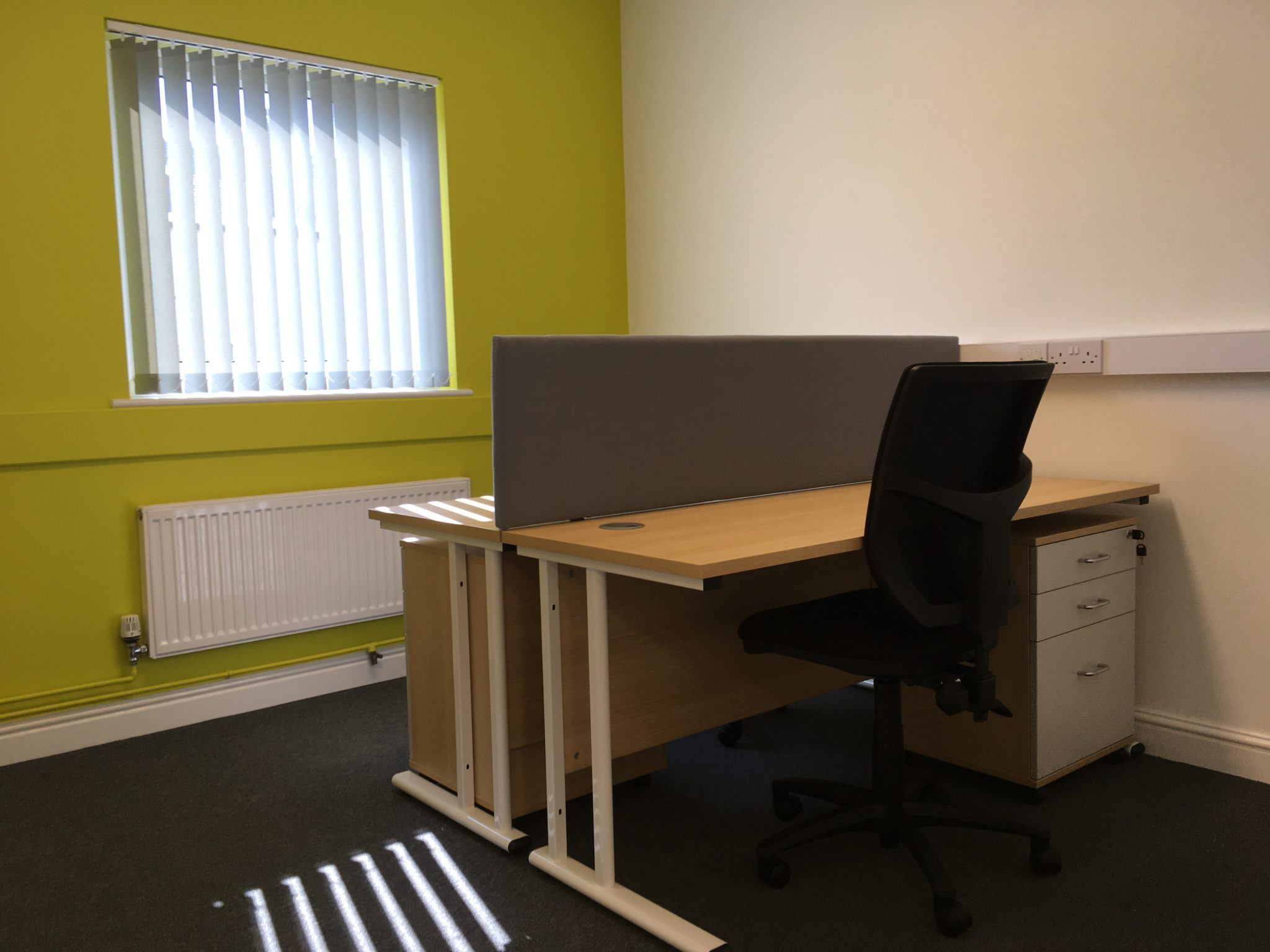 Braunton desks and chair