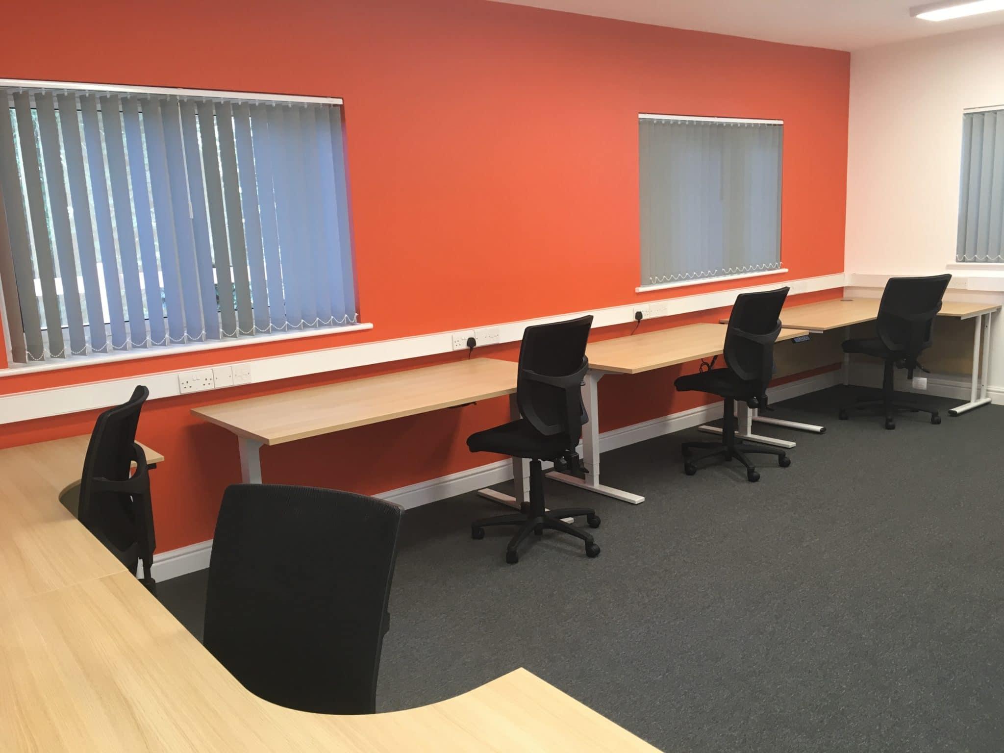 Braunton desk space