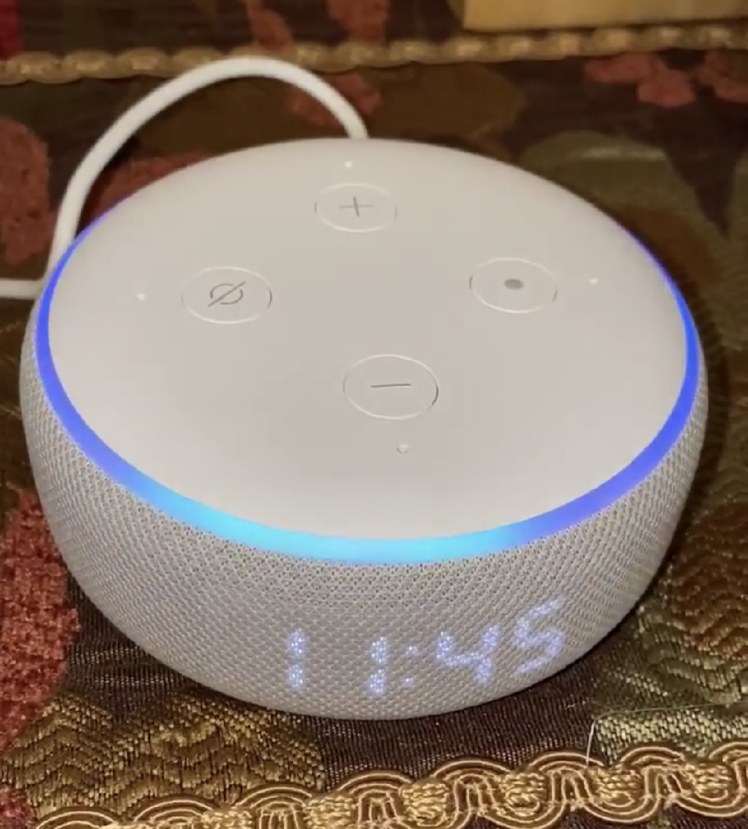 voice activated device