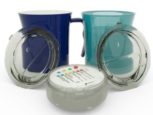 droplet reminder cup