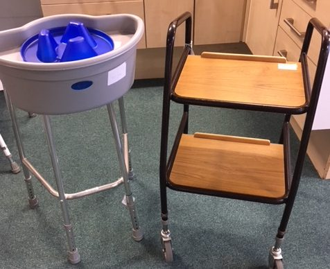 Caddy and Kitchen Trolley