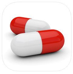 Pill Reminder all in one app logo