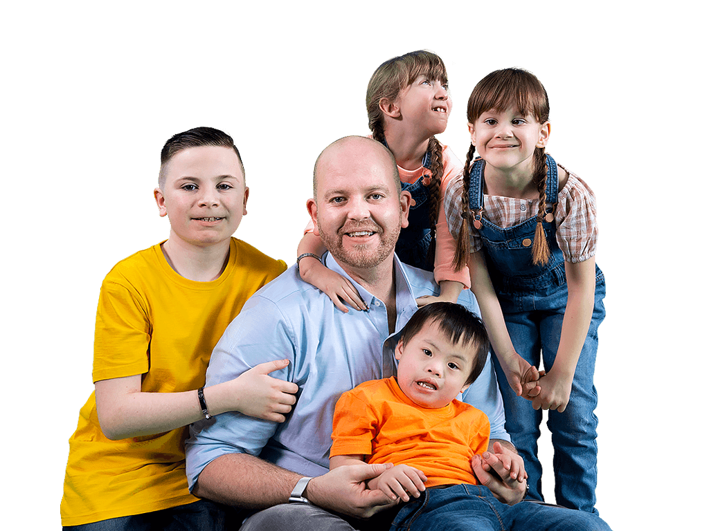 Family image –Ben