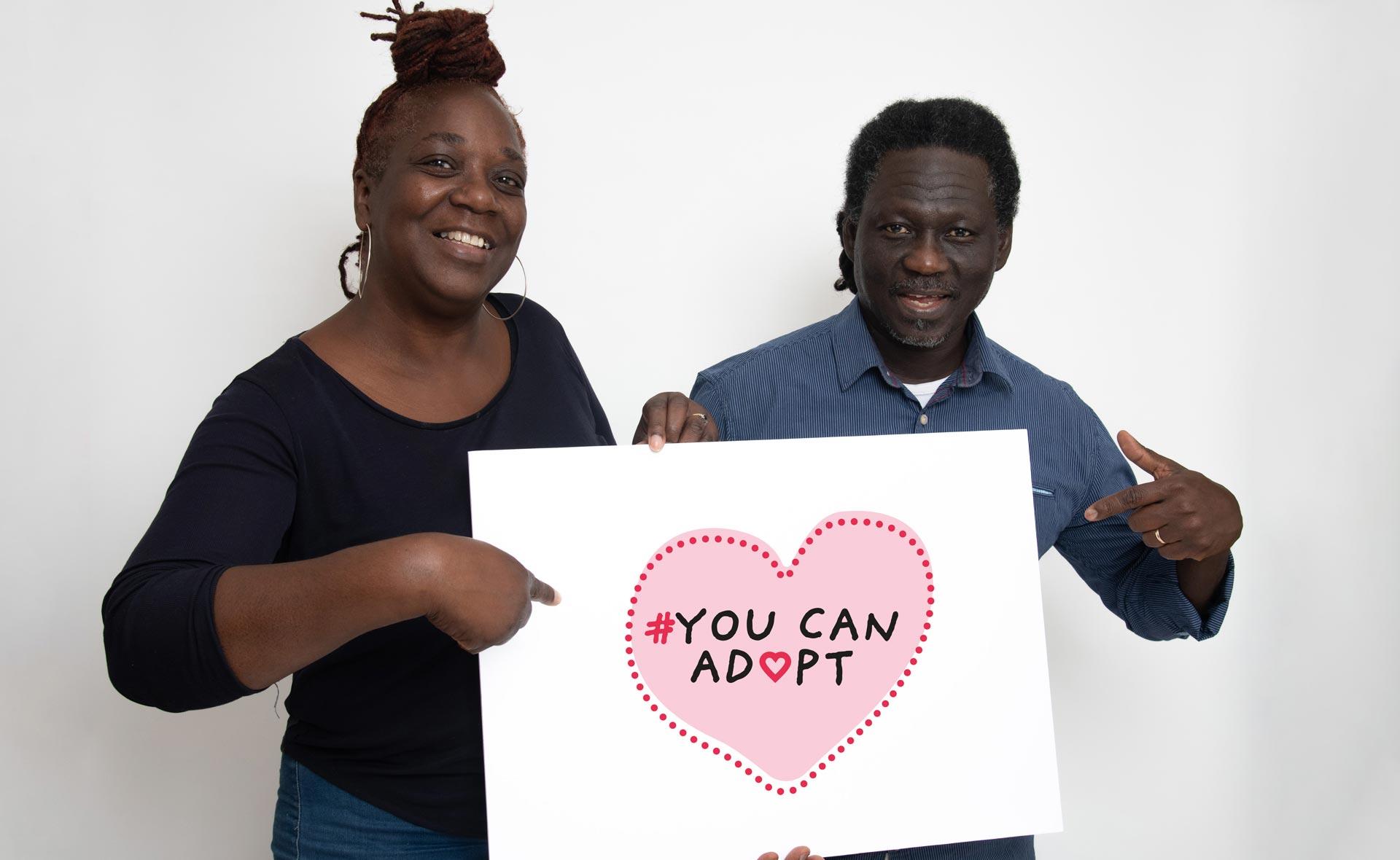 Carol's adoption story