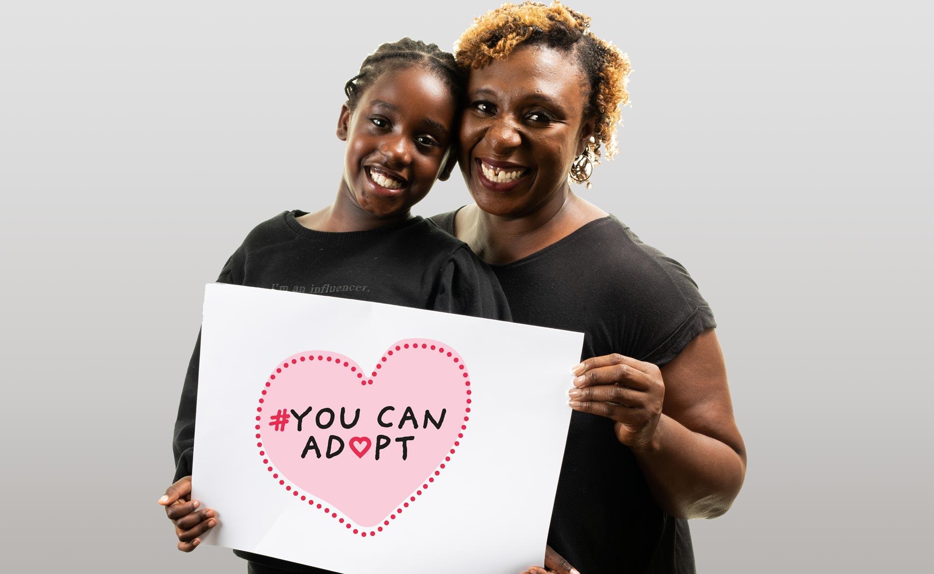 Fran's adoption story