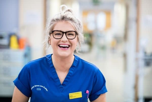 Amy a registered nurse